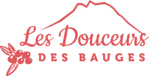 LOGO DOUCEURS DES BAUGES ORANGE