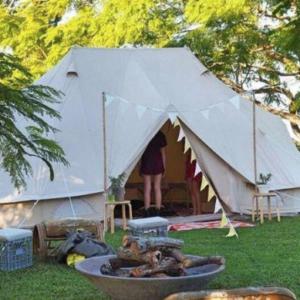 Camping à la ferme Douceurs des Bauges 2